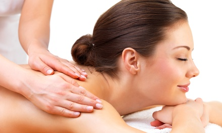 60- or 90-Minute Swedish or Deep-Tissue Massage at Luna Massage (Up to 46% Off)