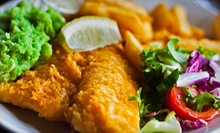 Irish Pub Cuisine and Drinks at Lilly Mac's (Up to 51% Off). Two Options Available.