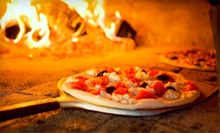 $10 for $20 Worth of New York–Style Brick-Oven Pizza at The Bronx Deli
