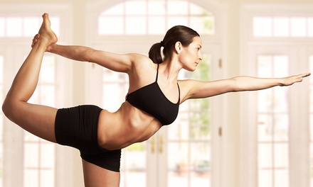 10 or 20 Hot Bikram Yoga Sessions at Hot Yoga Twinsburg (Up to 63% Off)