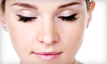 Lash Extensions with Option for Brow Shaping or Brow Shaping and Lash Refill at Lashes, Brows & Lips (Up to 71% Off)