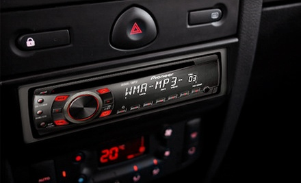 $159 for an iPod or Auxiliary Input Car-Stereo Integration at PH.D Electronics, Inc. ($350 Value)