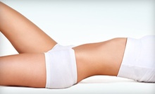 Four or Eight LipoCell Body-Contouring Treatments at Anti Aging Med Spa (Up to 73% Off)