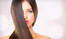 One or Two Brazilian Keratin Hair Treatments at Immix Hair Gallery &amp; Day Spa in Conyers (Up to 70% Off)