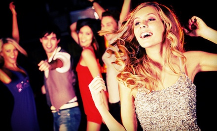 $50 for a Night Out with Transportation and Nightclub Access from South Beach Party Tours Unlimited (Up to $145 Value)