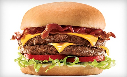 $5 for $10 Worth of Burgers, Hot Dogs, and Sandwiches at Sonic