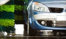 Three or Five Express Car Washes with Paint Protectant at Homestead Car Wash 'N Gas (Up to Half Off)