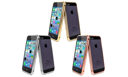 Capa Bumper Diamond para iPhone 5 e 5S por 9,90€