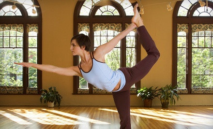 5 or 10 Classes at Yoga Mandali (Up to 54% Off)