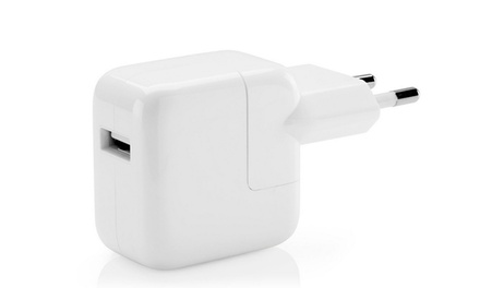 Carregador original Apple com entrada USB por 14,90€