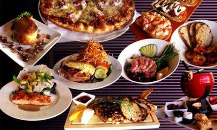 $17 for $30 Worth of American Bistro Food for Dinner at Rhythm & Wine