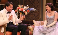 """GROUPON: \""""Living on Love\"""" – Up to 39% Off Broadway Comedy Living on Love"""