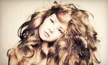 Haircut with Optional Full Highlights at M Hair Image (55% Off)
