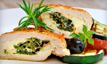 French Dinner or Lunch Cuisine at Retro Bistro (Up to 52% Off)