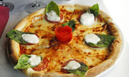 Italian Food for Lunch or Dinner at Vittorio's (Up to 50%Off)
