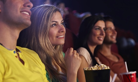 $15 for Admission for Two with One Large Popcorn and Two Sodas at Apollo Cinema ($32 Value)