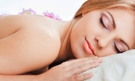 Relaxation, Deep-Tissue, or Aromatherapy Massage or Foot Massage at Rock Your Body ABQ (Up to 71% Off)