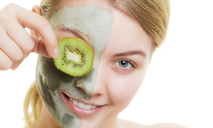 Pineapple-Enzyme Peel, I Want it All Facial Bonanza, or Holistic Massage at About Faces (Up to 66% Off)