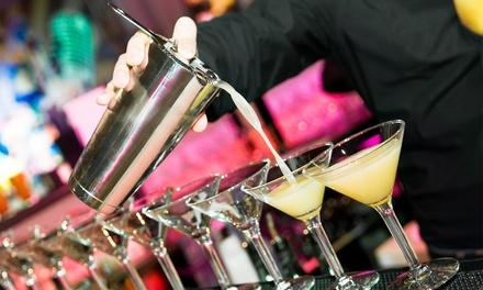 Eventing — Alvalade: workshop de cocktails para uma ou duas pessoas desde 29,90€