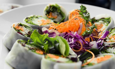 Sushi and Japanese Food at Nori Sushi Wicker Park (Up to 44% Off)