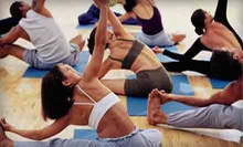 10 Yoga Classes, or Two Months of Unlimited Classes at Liberty Yoga (Up to 79% Off)