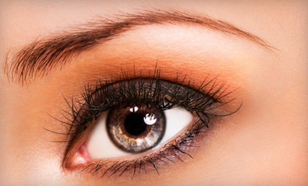 Eyebrow Waxing, Threading, and Tinting at Solar Salon and Spa (Up to 55% Off). Three Options Available.