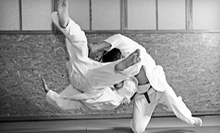 10 Classes or One-Month Membership at Fort Worth Judo Club (Up to 65% Off)