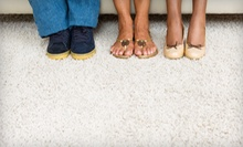 $49 for Carpet Cleaning for Three Rooms from Performance Carpet Cleaning (Up to $130 Value)