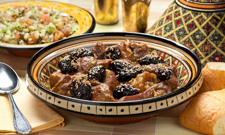 Khan el Khalili — Casa da Música: jantar egípcio para duas ou quatro pessoas desde 19€