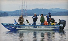 $89 for a Full-Day Fishing Trip with Tackle from Great NW Rivers Guide Service ($185 Value)
