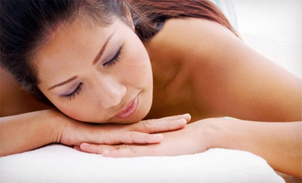 60-Minute Massage or 75-Minute Acupuncture Session at Republic of Wellness (Up to Half Off)