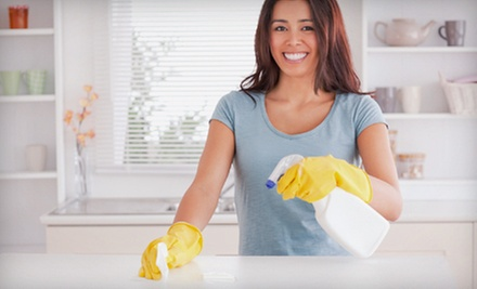 One, Two, or Three Three-Hour Housecleanings from Inner Space Eco-Services (Up to 52% Off)