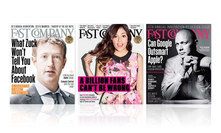 1-Year, 10-Issue Subscription to Fast Company Magazine
