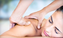 One, Two, or Three 60-Minute Massages at Work Well Health Canada (Up to 59% Off)