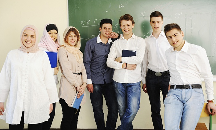 National Academy - Dubai: Arabic, French or English For Beginners from AED 349 at National Academy