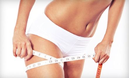 Two or Four Ultrasonic Cavitation Cellulite-Reduction Treatments at Jardin Bleu Spa (Up to 87% Off)