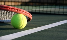 One or Two Private Tennis Lessons or Four Group Lessons for Ages 3–9 or 10–16  at Austin Tennis Center (Up to 55% Off)