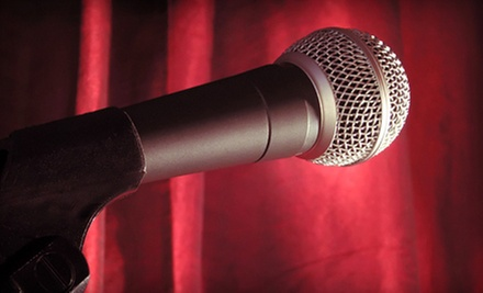 $25 for a Comedy Show for Two with Drinks at Helium Comedy Club (Up to $62 Value)