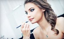 Makeup Application or Bridal Makeup Consultation and Makeup Application at Evolve Salon and Style Lounge (Up to 53% Off)