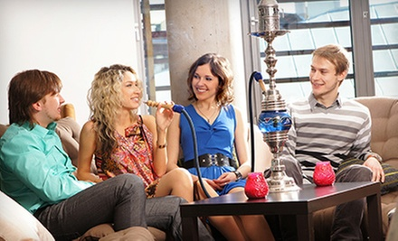 Hookah and Soft Drinks for Two or Four at The Hookah Spot (Up to 53% Off)