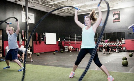 Four or Six Weeks of Unlimited Boot-Camp Classes at Pure Workout (Up to 74% Off)