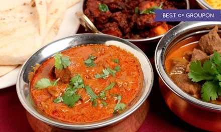 Nepalese, Indian, Burmese, and Tibetan Food for Dine-In or Takeout at Namaste Shangri-La (Up to 48% Off)