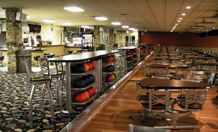 Bowling Outing for Two or Six at Wickliffe Lanes (Up to 67% Off)