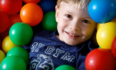 Four-Week Kids Fitness Membership for One or Two with Classes and Open Play at My Gym (Up to 75% Off)