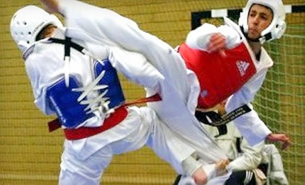 10 or 20 Tae Kwon Do Classes at Ax Martial Arts and Fitness (Up to 87% Off)