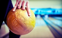 $17 for Two-Hours of Bowling for Four with Shoe Rental at Lakeside Lanes (Up to $35.40 Value)