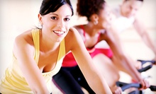 5, 10, or 15 Spinning Classes at StudioFit (Up to 62% Off)