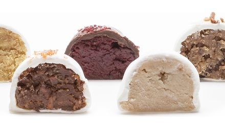 One or Six Groupons, Each Good for One Dozen Cake Balls at SugaPlump Pastries (Up to 41% Off)