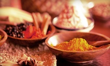Indian Food at Tava Indian Kitchen (Half Off). Two Options Available.