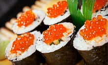 Sushi and Asian Dinner for Two or Four at Hana Kimi (Half Off)